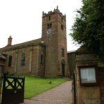 St Andrews Church Weston under Lizard