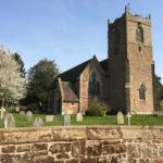 St Mary's Church Blymhill